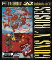 Appetite for Democracy: Live at the Hard Rock Casino, Las Vegas [Video]