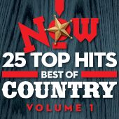 NOW: 25 Top Hits Best of Country, Vol. 1