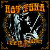 Live at the Fillmore West: 3rd July 1971