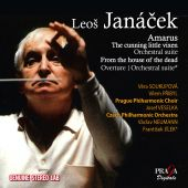 Leos Janácek: Amarus; The cunning little vixen Orchestral suite; From the house of the dead Overture & Orchestral suite