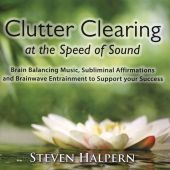 Clutter Clearing at the Speed of Sound