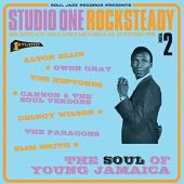 Studio One Rocksteady, Vol. 2: The Soul of Young Jamaica: Rocksteady, Soul and Early Reggae at Studio One