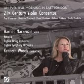 An Eventful Morning in East London: 21st Century Violin Concertos