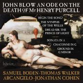 John Blow: An Ode on the Death of Mr Henry Purcell
