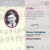 The Romantic Piano Concerto, Vol. 78: Coke