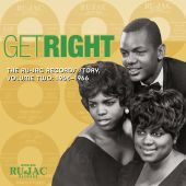 Get Right: The Ru-Jac Records Story 2: 1964-1966
