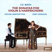 J.S. Bach: The Sonatas for Violin & Harpsichord