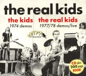 The Kids November 1974 Demos/The Real Kids 1977 Demos/Live at the Rat