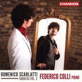Domenico Scarlatti: Sonatas, Vol. 2