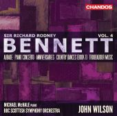 Sir Richard Rodney Bennett, Vol. 4