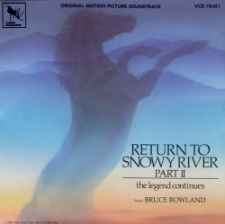 Return to Snowy River, Part II [Original Motion Picture Soundtrack]
