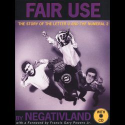 Fair Use: The Story of the Letter U and the Numeral 2
