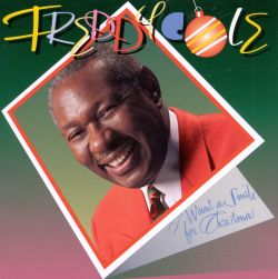 Freddy Cole - I Want a Smile for Christmas
