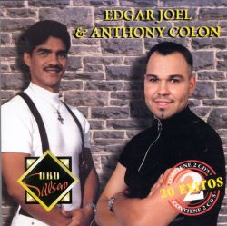 Anthony Colon / Edgar Joel - Oro Salsero 20 Exitos, Vol. 2