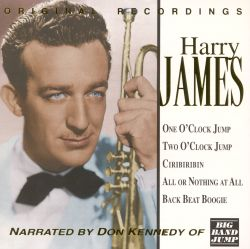 Harry James - Harry James [Intersound]