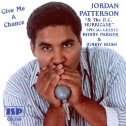 Patterson, Jordan & the D.C. Hurricane - Give Me a Chance