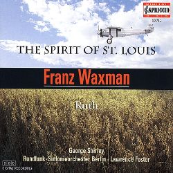The Spirit of St. Louis/The Story of Ruth