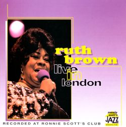Ruth Brown - Live in London
