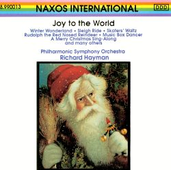 Richard Hayman - Joy to the World
