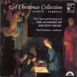 Christmas Collection - Academy of Ancient Music