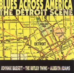 Blues Across America: The Detroit Scene