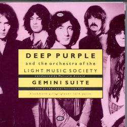 Deep Purple - Gemini Suite Live 1970