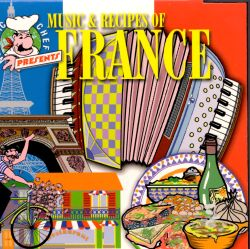 Jacques Emblow - Nomadic Chef: Music & Recipes of France