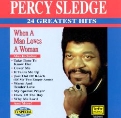 Percy Sledge - 24 Greatest Hits