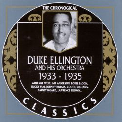 Duke Ellington & His Orchestra - 1933-1935