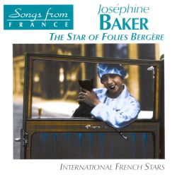 Josephine Baker - The Star of Folies Bergere