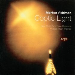 Morton Feldman: Coptic Light