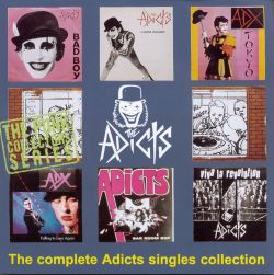 The Adicts - The Complete Singles Collection