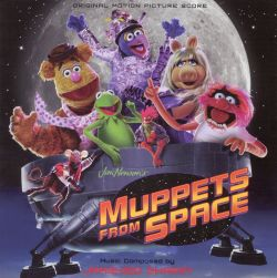 Muppets From Space [Original Motion Picture Score]