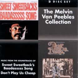The Melvin Van Peebles Collection