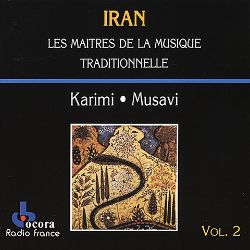 Mohammad Karimi - Masters of Traditional Music, Vol. 2