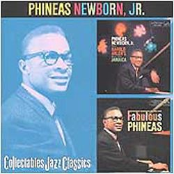 Phineas Newborn Plays Jamaica/Fabulous Phineas