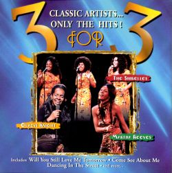 3 for 3: Martha Reeves, The Shirelles & Gladys Knight