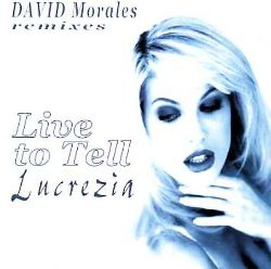 Lucrezia - Live to Tell [US CD]
