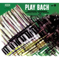 Play Bach, No. 2