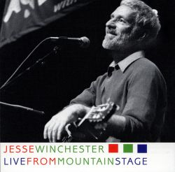 Jesse Winchester Live From Mountain Stage