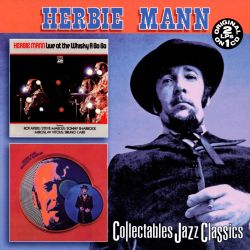 Herbie Mann - Live at the Whisky A Go Go/Mississippi Gambler