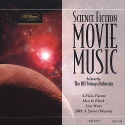 101 Strings - Science Fiction Movie Music