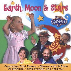 Toddler's Next Steps: Earth, Moon & Stars
