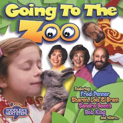 Toddler's Next Steps: Going to the Zoo