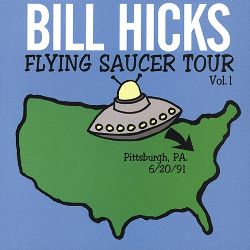 Flying Saucer Tour, Vol. 1