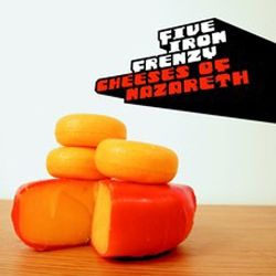 Five Iron Frenzy - Cheeses