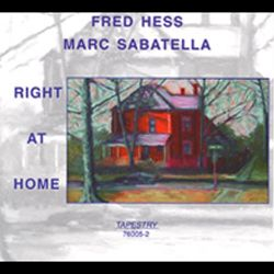 Fred Hess - Right at Home