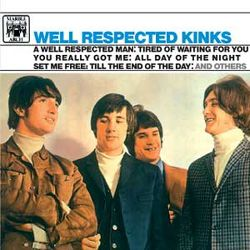 Well Respected Kinks Bmg Special Products The Kinks