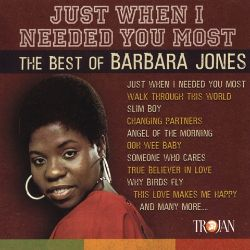 Just When I Needed You Most: The Best of Barbara Jones
