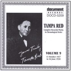 Complete Recorded Works, Vol. 9 (1937-1938)